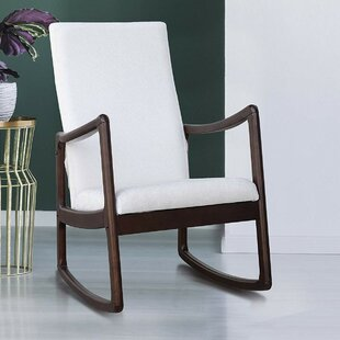 Sherlene Rocking Chair by Wrought Studio