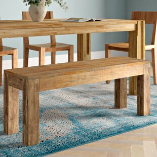 Emerson Wood Bench By Union Rustic