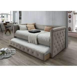 Elginpark Twin Daybed with Trundle by Darby Home Co