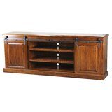 Cricklade Solid Wood TV Stand for TVs up to 88 by Gracie Oaks