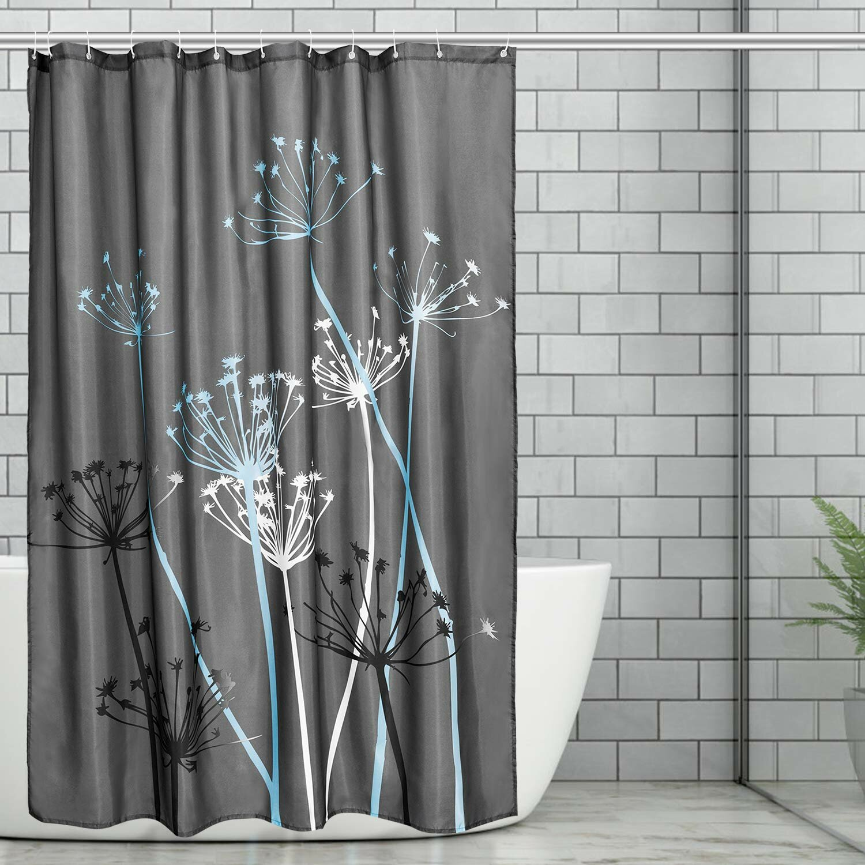 Latitude Run Nottoway 13 Piece Floral Shower Curtain Set Hooks Wayfair