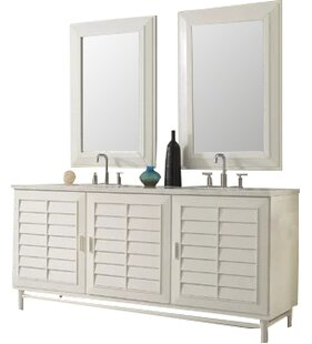 Musson 72 Double Bathroom Vanity Base