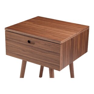 Ronna 1 Drawer Nightstand
