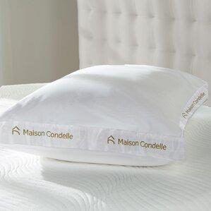 Polyfill Queen Pillow (Set of 2) by Linen Depot Direct