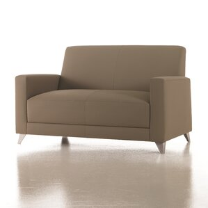 Studio Q Furniture Zoe Loveseat in Grade 2 Fabric