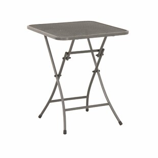 Low Price Coaling Folding Metal Balcony Table