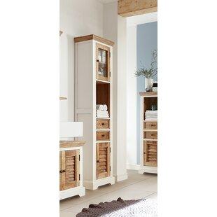 Tanzania 45 X 190cm Tall Bathroom Cabinet ...