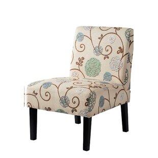 Winston Porter Rochester Slipper Chair