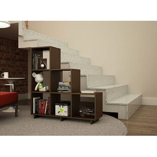 Bridgwater Stair Cube Bookcase by Wrought Studio