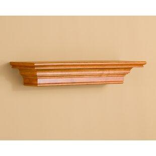 Stenson Crown Fireplace Mantel Shelf By Charlton Home