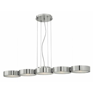 Hinkley Lighting Broadway 5 Light Kitchen Island Pendant
