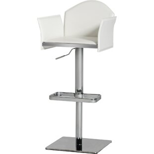 Camron Modern Adjustable Height Metal Fra..