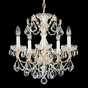 Schonbek Century 5-Light Chandelier