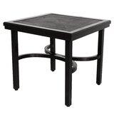 Antigo Stone/Concrete Side Table