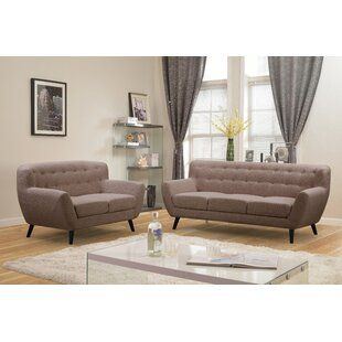 Darwin 2 Piece Living Room Set..