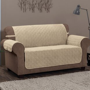 Charmant Box Cushion Sofa Slipcover