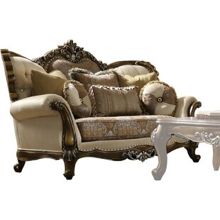 Astoria Grand Meyer Upholstered Loveseat
