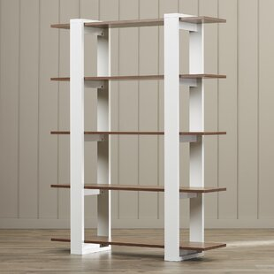 Etagere Bookcase by Beachcrest Home Today Only Sale