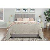 Namboodri Upholstered Standard Bed by Brayden Studio®