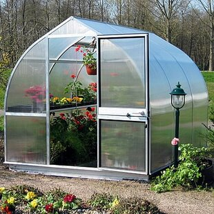 Hoklartherm Riga III 7.67 Ft. W x 10.5 Ft. D Greenhouse