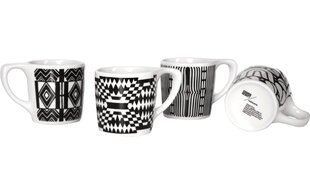 Cooper Hewitt 4 Piece Coffee Mug Set