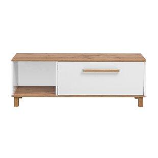 Azuela Wood Storage Bench By Mikado Living