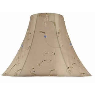 Compare & Buy 16 Silk Bell Lamp Shade By Aspen Creative Corporation