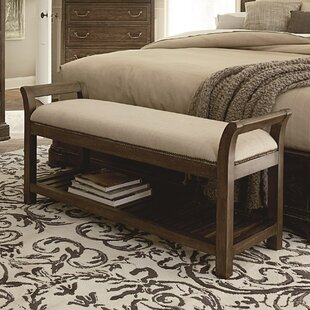 Pond Brook Storage Bench By Darby Home Co