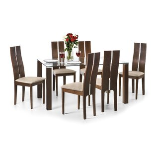 Tusarora Dining Set With 6 Chairs By ClassicLiving