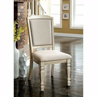 Brunon Transitional Dining Chair (Set Of 2) by DarHome Co 2019 Sale