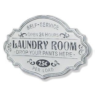 laundry room decor signs wayfair