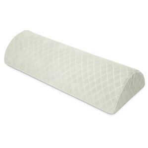 Lumbar Travel Memory Foam Pillow by Alwyn Home