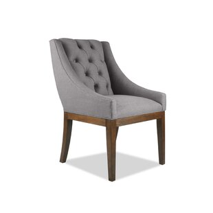 Haley Upholstered Dining Chair by Darby Home Co