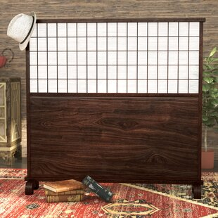 Konnor Room Divider by World Menagerie
