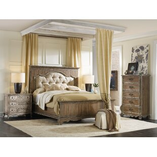 Hooker Furniture Chatelet Panel Configurable Bedroom Set