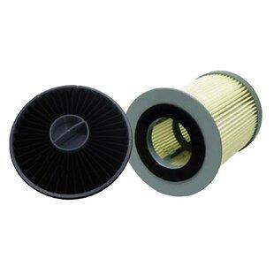 Think Crucial Hoover Elite Rewind Allergen Vacuum Cleaner Filter Kit