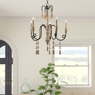 Ophelia & Co. Hassan 5-Light Chandelier