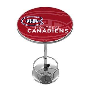 NHL Watermark Pub Table Trademark Global