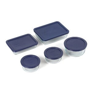 Storage Plus 10 Piece Bakeware Set