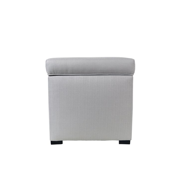 Awe Inspiring Bobby Jones Storage Ottoman Gmtry Best Dining Table And Chair Ideas Images Gmtryco