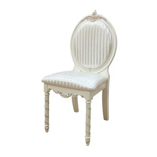 Knollview Solid Wood Upholstered Dining C..