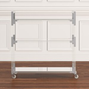 Charlot Kitchen Bar Cart by Willa Arlo In..