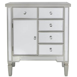 Estella 5 Drawer Combi Chest By Canora Grey