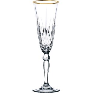 Siena 6 oz. Crystal Flute (Set of 4)