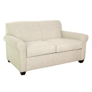 Finn Standard Sleeper Loveseat by Edgecombe Furniture