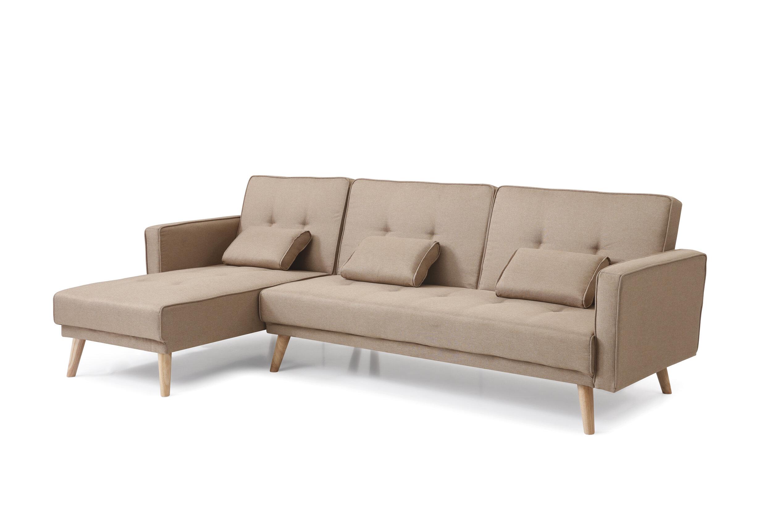 Astonishing Easton Reversible Sleeper Sectional Creativecarmelina Interior Chair Design Creativecarmelinacom