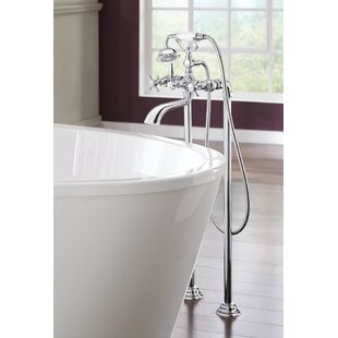 Moen Weymouth Two Handle Floor Mount Tub ..