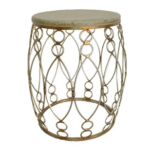 Aurora End Table by Fox Hill T..