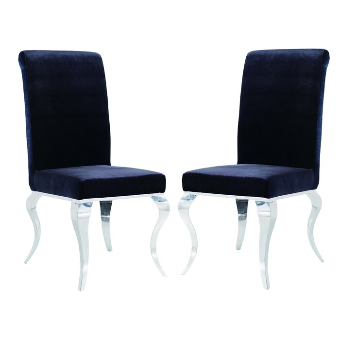 Tremendous Como Upholstered Dining Chair Andrewgaddart Wooden Chair Designs For Living Room Andrewgaddartcom