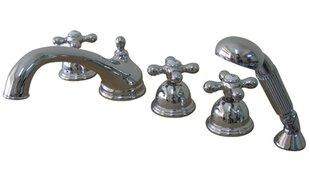 Elements of Design Roman Tub Faucet and D..